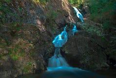 Cachoeira bonita 3 Foto de Stock