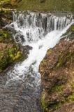 Cachoeira bonita de Maui imagem de stock