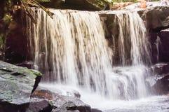 Cachoeira bonita de Suoi Tranh em Phu Quoc, Vietname Foto de Stock Royalty Free