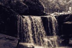 Cachoeira bonita de Suoi Tranh em Phu Quoc, Vietname Imagem de Stock Royalty Free