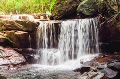 Cachoeira bonita de Suoi Tranh em Phu Quoc, Vietname Fotos de Stock Royalty Free