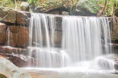 Cachoeira bonita de Suoi Tranh em Phu Quoc, Vietname Imagens de Stock