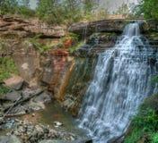 Cachoeira cênico Imagens de Stock Royalty Free