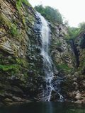 Cachoeira - cascata imagem de stock royalty free