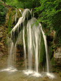 Cachoeira crimeana Dzhur-Dzhur Fotos de Stock Royalty Free