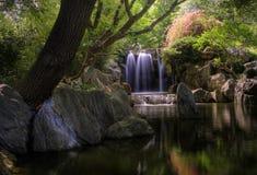 Cachoeira da amizade Fotografia de Stock Royalty Free