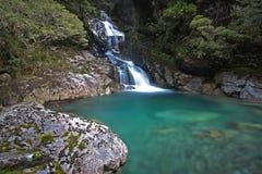 Cachoeira da angra das quedas Imagem de Stock Royalty Free