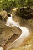 Cachoeira da bacia Imagem de Stock