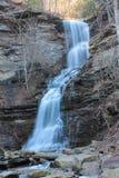 Cachoeira da cascata Fotos de Stock Royalty Free