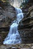 Cachoeira da cascata Fotografia de Stock