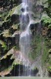 Cachoeira da garganta de Sumidero, México Imagem de Stock