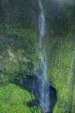 Cachoeira da garganta de Waimea, Kauai Foto de Stock Royalty Free