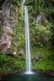Cachoeira da ilha de Camiguin fotografia de stock royalty free