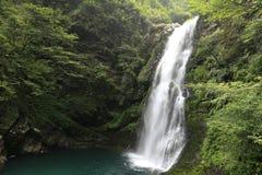 Cachoeira da lagoa de Jinggang phoenix Foto de Stock
