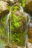 Cachoeira da mola Fotografia de Stock Royalty Free