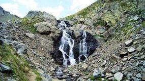 Cachoeira da montanha Fotografia de Stock Royalty Free