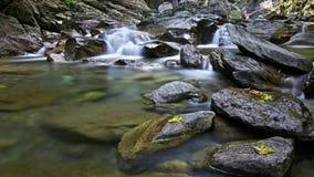 cachoeira da natureza foto de stock