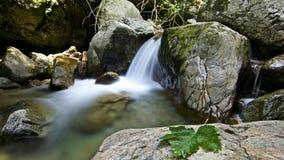cachoeira da natureza Imagem de Stock
