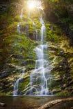 Cachoeira da rampa do La Fotos de Stock Royalty Free