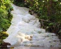 Cachoeira da tanga de Bua foto de stock