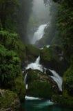 Cachoeira da trilha de Milford imagem de stock