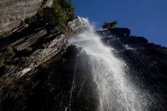 Cachoeira de abaixo Imagens de Stock