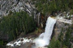 Cachoeira de acima imagens de stock