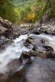 Cachoeira de Adirondack no outono Imagens de Stock Royalty Free
