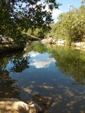 Cachoeira de Araras fotografia de stock