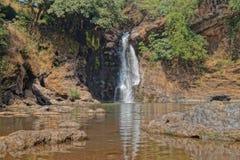 Cachoeira de Arvalem Fotografia de Stock Royalty Free