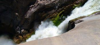 Cachoeira de Augrabies em África do Sul Imagens de Stock Royalty Free