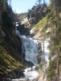 Cachoeira de Backcountry foto de stock royalty free