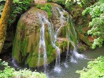 Cachoeira de Bigăr Imagens de Stock Royalty Free