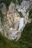 Cachoeira de Boka Foto de Stock