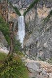 Cachoeira de Boka Fotografia de Stock Royalty Free