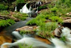 Cachoeira de Brasil Fotografia de Stock Royalty Free