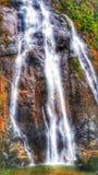 Cachoeira de brilho fotos de stock royalty free
