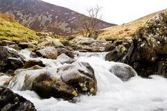 Cachoeira de Cadar Idris Fotografia de Stock