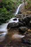 Cachoeira de Chaeson, Tailândia imagem de stock