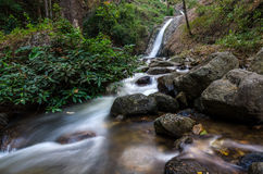 Cachoeira de Chaeson, Tailândia fotos de stock royalty free