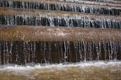 Cachoeira de conexão em cascata Imagens de Stock Royalty Free