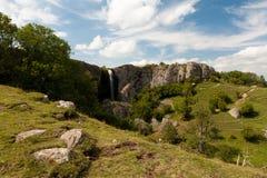 Cachoeira de Deroc Imagens de Stock Royalty Free
