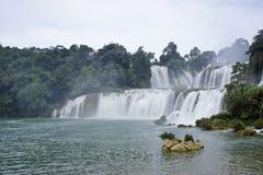 Cachoeira de Detian Imagens de Stock Royalty Free