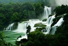Cachoeira de DeTian Fotos de Stock Royalty Free