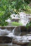 Cachoeira de Erawan Foto de Stock