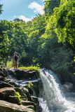 Cachoeira de Eureka Fotografia de Stock Royalty Free
