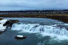 Cachoeira de Faxi Foto de Stock Royalty Free