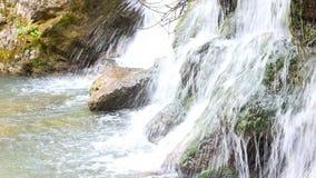 Cachoeira de Fontegreca video estoque