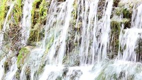 Cachoeira de Fontegreca vídeos de arquivo