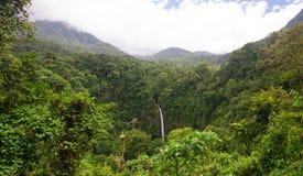 Cachoeira de Fortuna do La imagem de stock royalty free